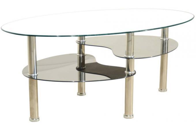 Table basse noir et blanche estoy table basse pas cher - Table noire et blanche ...