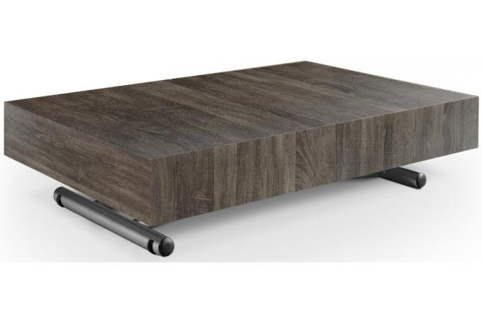 table basse relevable bois vintage extencia table basse. Black Bedroom Furniture Sets. Home Design Ideas