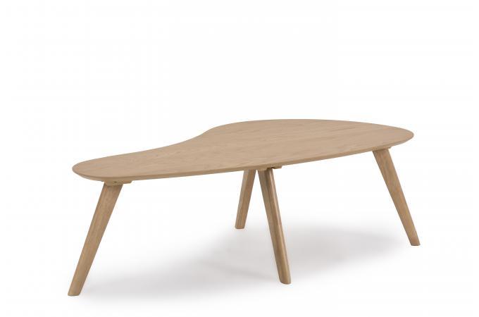 table basse scandinave haricot bois clair jumeaux table basse pas cher. Black Bedroom Furniture Sets. Home Design Ideas