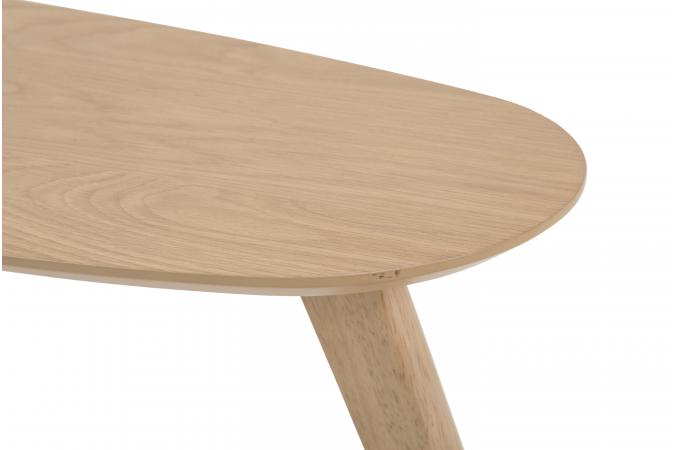 Table Basse Scandinave Haricot Bois Clair JUMEAUX Table Basse Pas Cher # Table Bois Clair Scandinave
