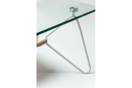 Table basse Slope Triangle 80x80cm