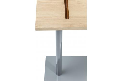 Table d'appoint bois WEST COAST