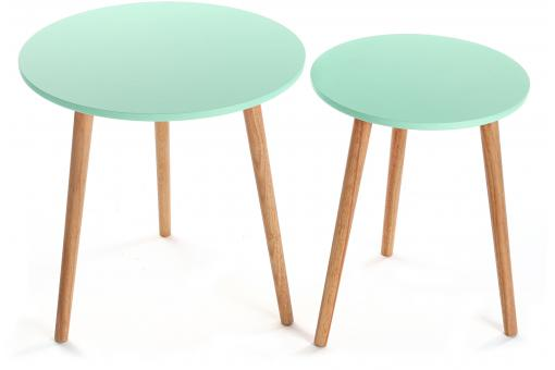 Table d'Appoint Vert