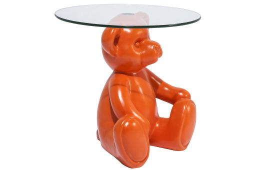 Table d'Appoint Orange