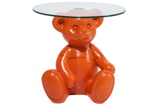 Table D'Appoint Teddybear Orange