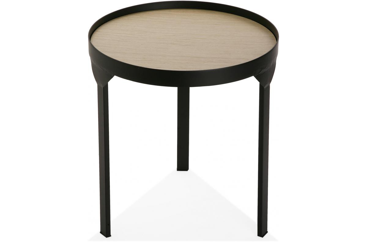 Table D Appoint Ronde Corolle Table D Appoint Pas Cher
