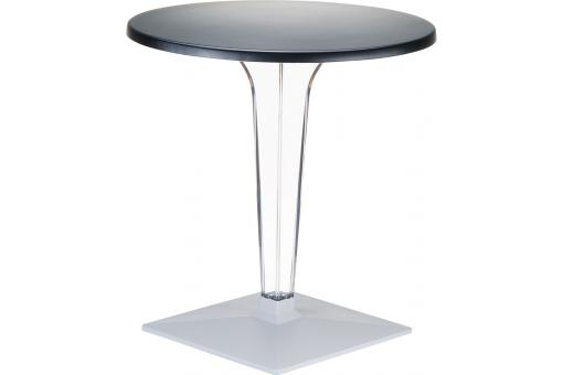 Table design noire ISIS