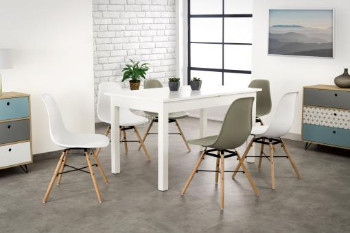 Table Extensible Blanc MINAYS