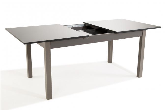 Table Extensible Pas Cher.Table Extensible Gris Laque Minays Plus D Infos