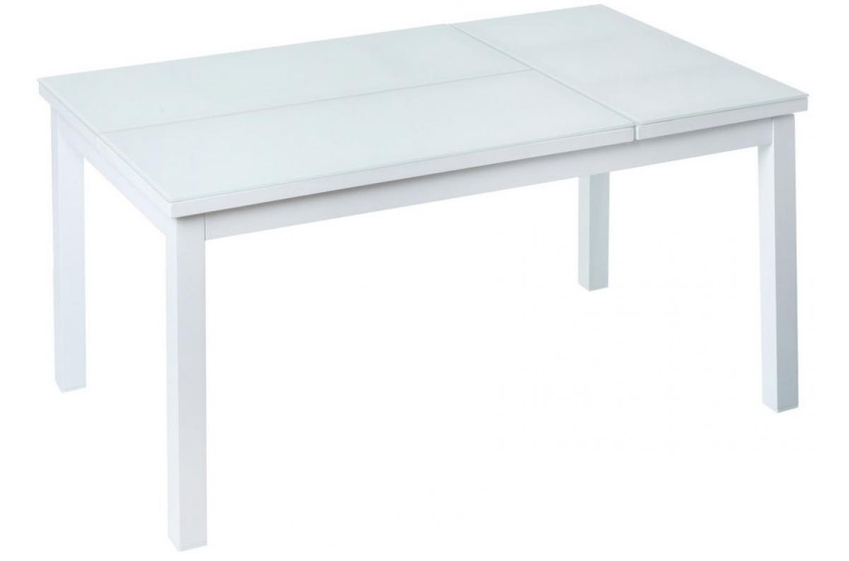 Table Pliante Extérieur Aluminium Blanche CYRIL Plus d\'infos
