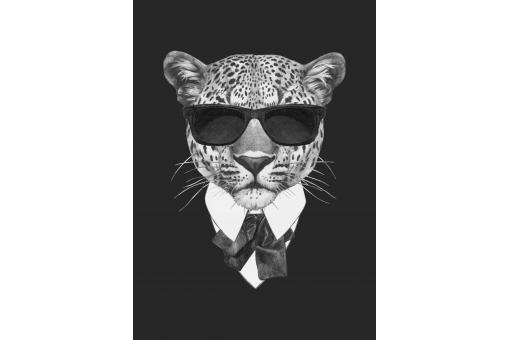 Tableau Jaguar Cool Portraits L.55 x H.80 cm
