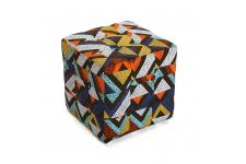 Tabouret Cube Multicolore GIBBS