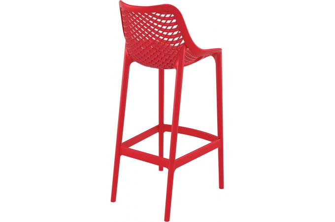 Tabouret de bar design rouge alison tabouret de bar pas cher - Chaise de bar design pas cher ...
