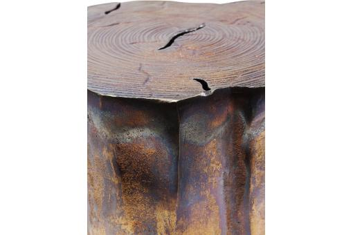 tabouret kare design tronc d 39 arbre pow petit tabouret pas cher. Black Bedroom Furniture Sets. Home Design Ideas
