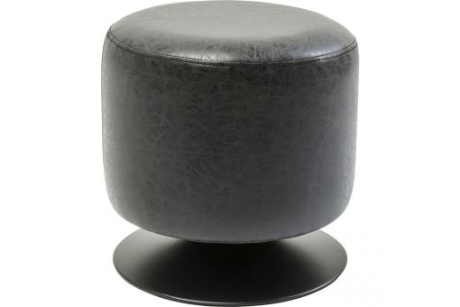 tabouret rond kare design noir shoe petit tabouret pas cher. Black Bedroom Furniture Sets. Home Design Ideas