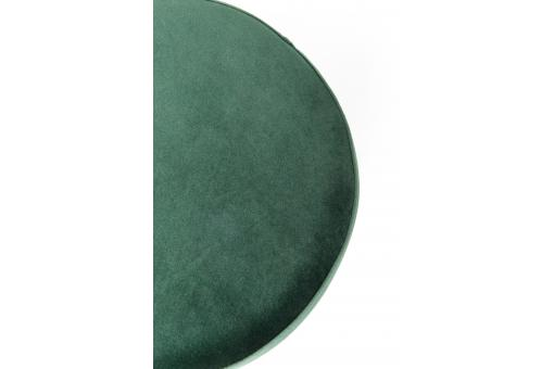 Tabouret Rond Vert CHERRY Plus d\'infos