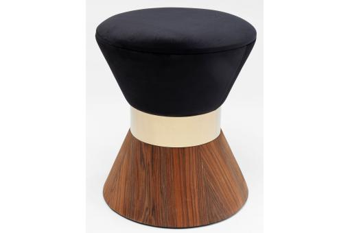 Tabouret Sablier Tricolore LILLY