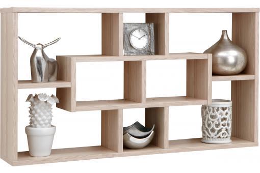 tag re murale 8 cases ch ne kube etag re pas cher. Black Bedroom Furniture Sets. Home Design Ideas