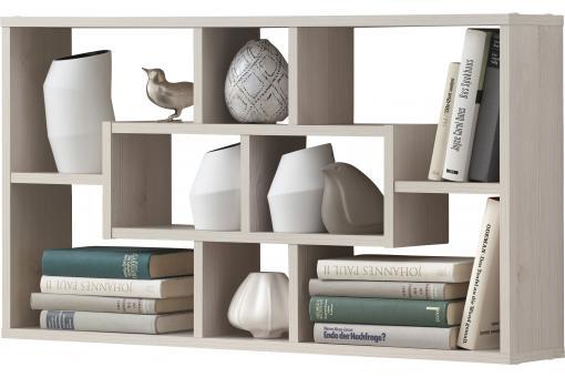 tag re murale 8 cases m l ze kean etag re pas cher. Black Bedroom Furniture Sets. Home Design Ideas