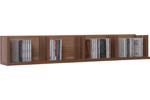 tag re murale horizontale 4 compartiments merano etag re pas cher. Black Bedroom Furniture Sets. Home Design Ideas