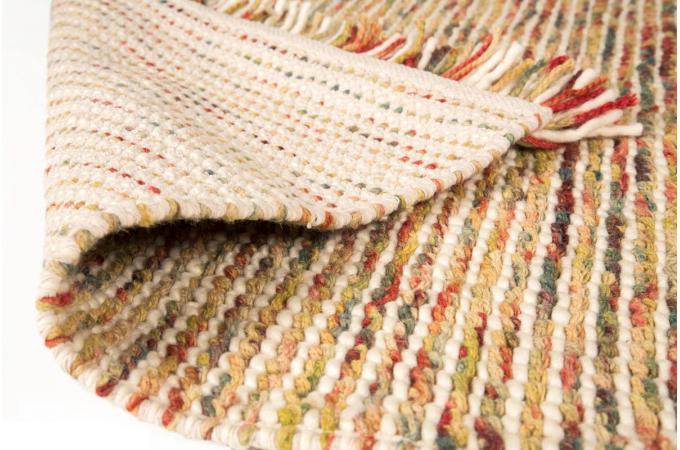 tapis 100 laine finition manuelle azteca 160x230 tapis design pas cher. Black Bedroom Furniture Sets. Home Design Ideas