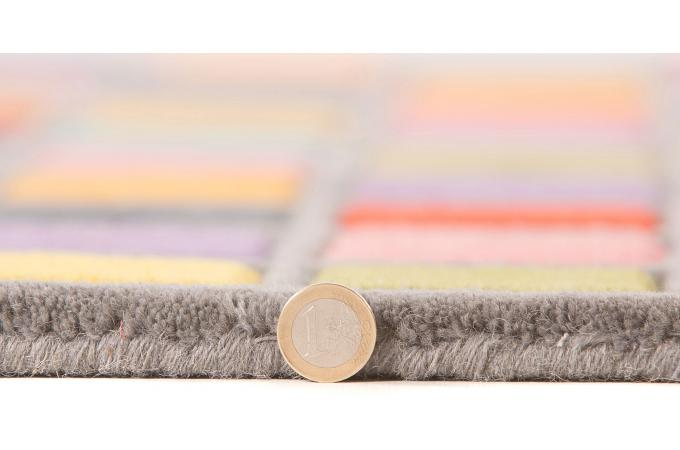 tapis 100 laine finition manuelle bagna 120x170 tapis design pas cher. Black Bedroom Furniture Sets. Home Design Ideas