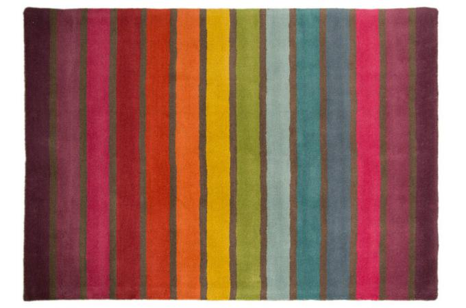 tapis 100 laine finition manuelle crush 60x230 tapis design pas cher. Black Bedroom Furniture Sets. Home Design Ideas
