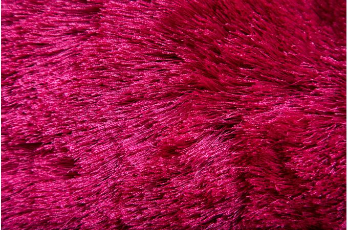 tapis 100 polyester brighton 75x150 rose tapis shaggy. Black Bedroom Furniture Sets. Home Design Ideas