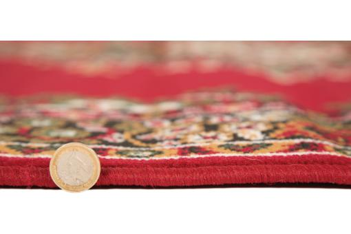 Tapis 100% polypropylene LACY 160X220 Rouge
