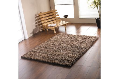 Tapis Design Marron