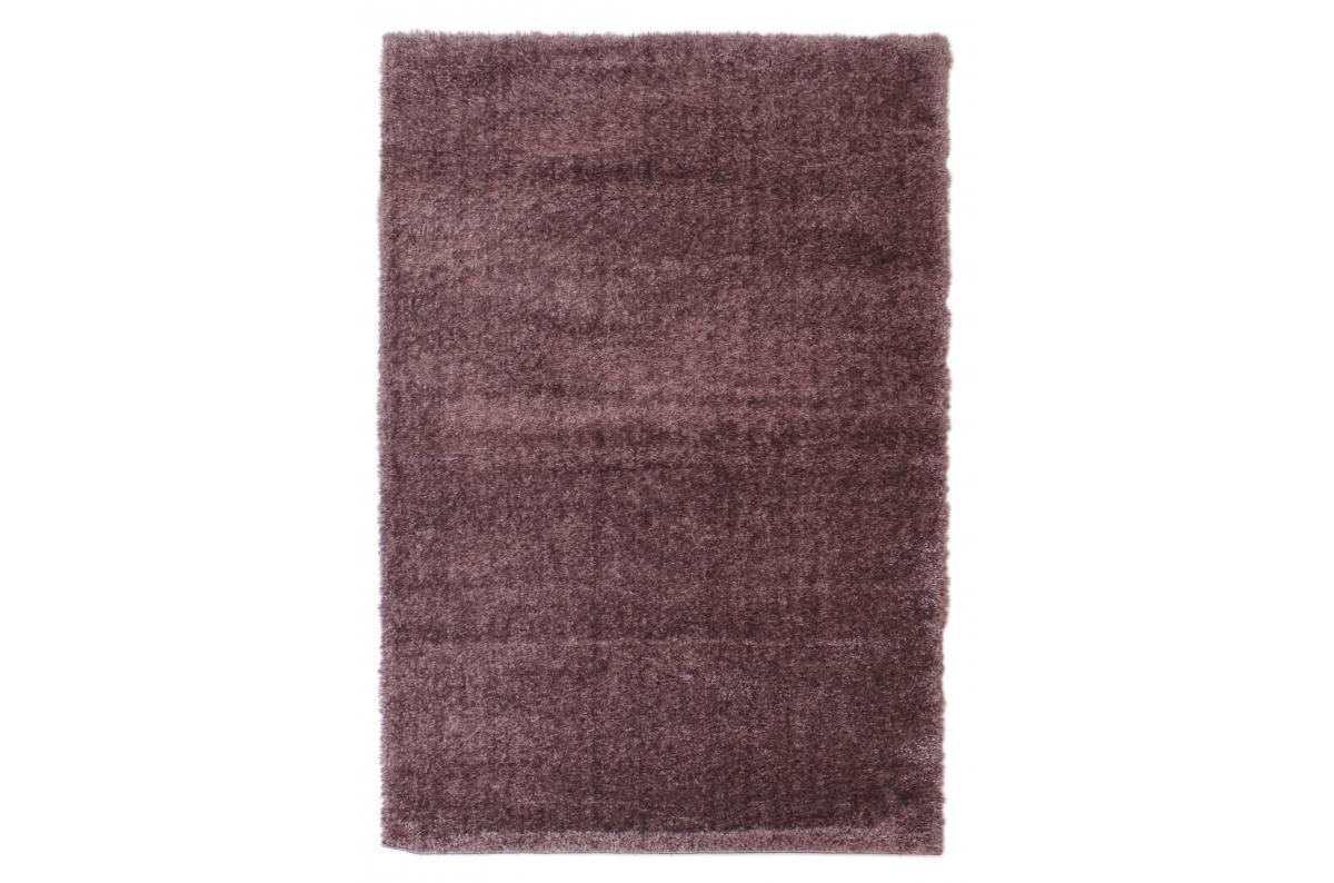 Tapis à Poils Longs Violet 150x80cm ISALIA Plus d\'infos