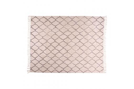 tapis berb re en coton 240x180cm jannik tapis design pas. Black Bedroom Furniture Sets. Home Design Ideas