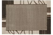 Tapis rectangulaire TEGAL 160x230cm - Tapis design
