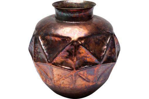 vase d coratif oxygen triangle cuivr vase pas cher. Black Bedroom Furniture Sets. Home Design Ideas
