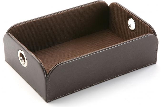 vide poches simili chocolat gael bo te de rangement pas cher. Black Bedroom Furniture Sets. Home Design Ideas