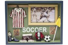 KARE DESIGN - Vitrine Décorative SOCCER - Decoration murale design