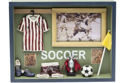 KARE DESIGN - Vitrine Décorative SOCCER