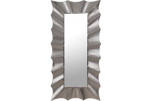 Miroir verre tremp 152 x 75 cm fleur miroir - Miroir rectangulaire pas cher ...