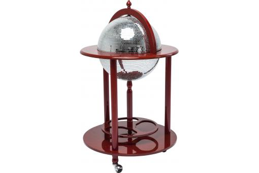 KARE DESIGN - Bar globe Disco rouge