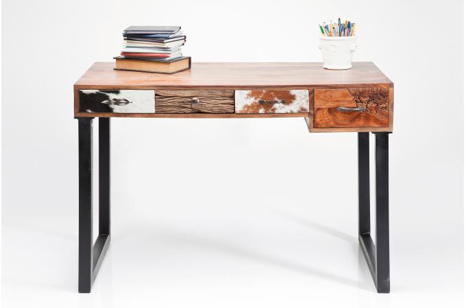 Bureau kare design 4 tiroirs bureau pas cher for Bureau kare design
