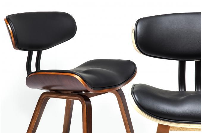 Chaise kare design patron beech chaise design pas cher for Chaise kare design
