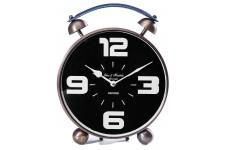 Horloge Design Horloge à Poser Kare Design Fifties Cuivre, deco design
