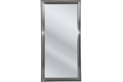Miroir frame argent 180x90cm miroir rectangulaire pas cher - Miroir argente rectangulaire ...