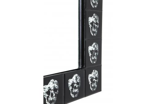 Miroir Skull Movie 120x80cm