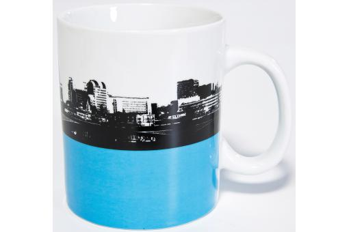 Mug Architectura Pop Bleu
