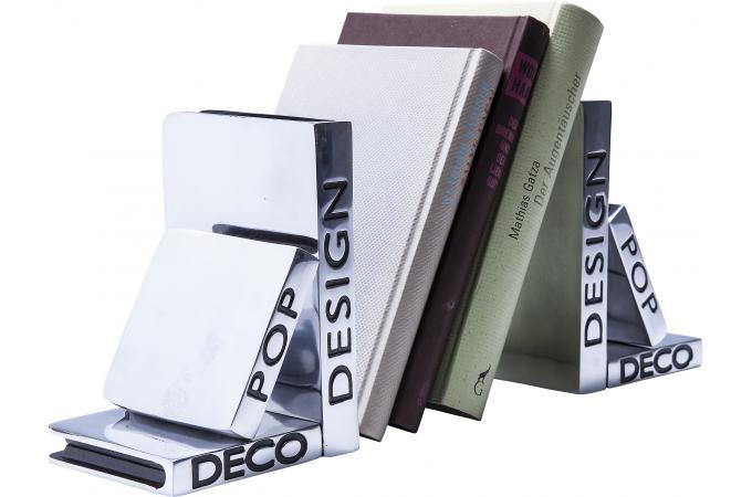 set de 2 serre livres statue design pas cher. Black Bedroom Furniture Sets. Home Design Ideas