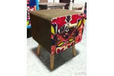 Table d'Appoint Table de chevet Kare Design 1 porte Hippie, deco design