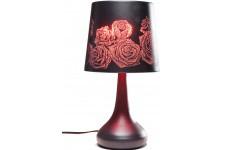 Lampe à Poser Lampe de table Kare Design rose en polyvinyle Rose Base, deco design