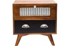 Table d'Appoint Table de Chevet Kare Design en Bois George, deco design