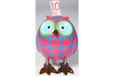 Tirelire Kare Design gadget oiseau rose, deco design